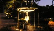 Outdoor Fountain Lighting